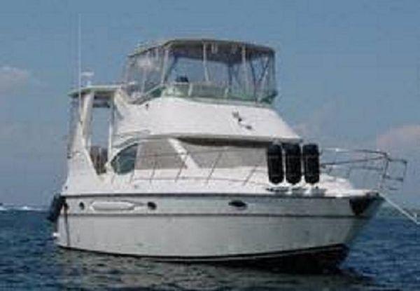 Maxum 4100 SCA Motor Yachts. Listing Number: M-946269 41' Maxum 4100 SCA