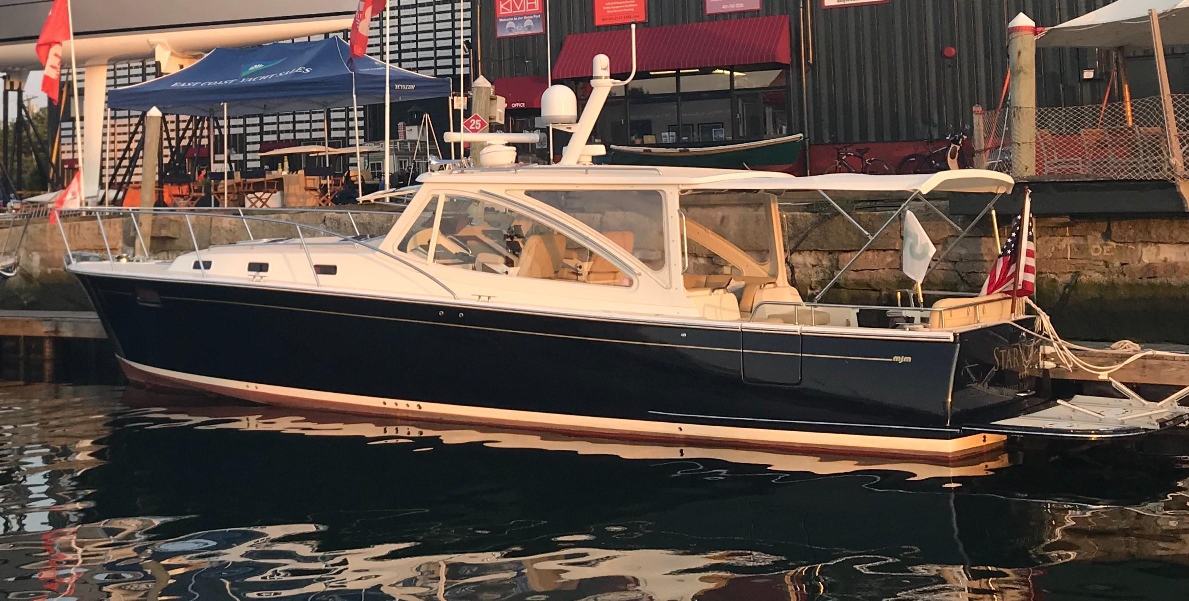 40' MJM Yachts 2011