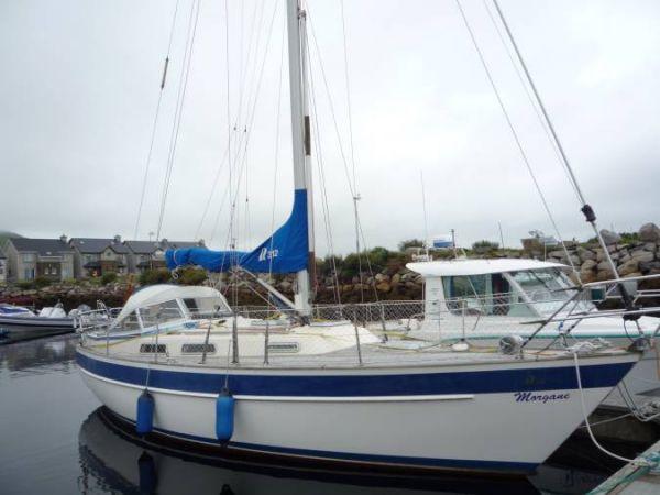 Boat Name: MORGANE; Year: 1988; Builder: Hallberg-Rassy Varvs AB; Model: 312 ...
