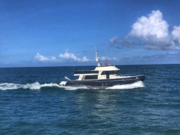 2014 54' Privateer Custom Trawler 54