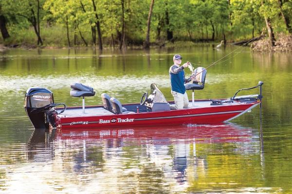 2021 Tracker Boats boat for sale, model of the boat is Bass Tracker Classic XL & Image # 9 of 47