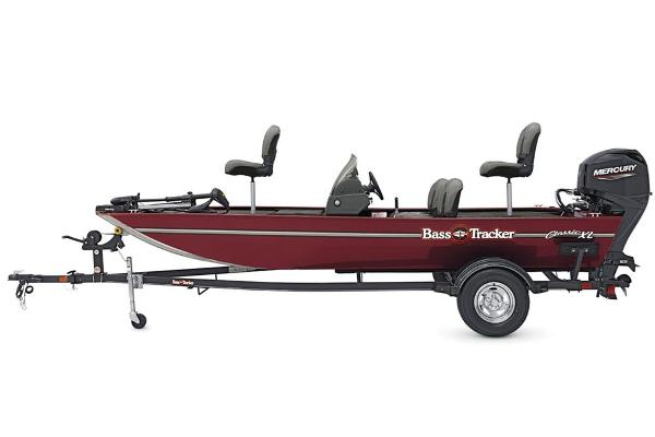 2021 Tracker Boats boat for sale, model of the boat is Bass Tracker Classic XL & Image # 13 of 47