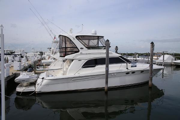 51.17' Sea Ray 2004 480 Sedan Bridge