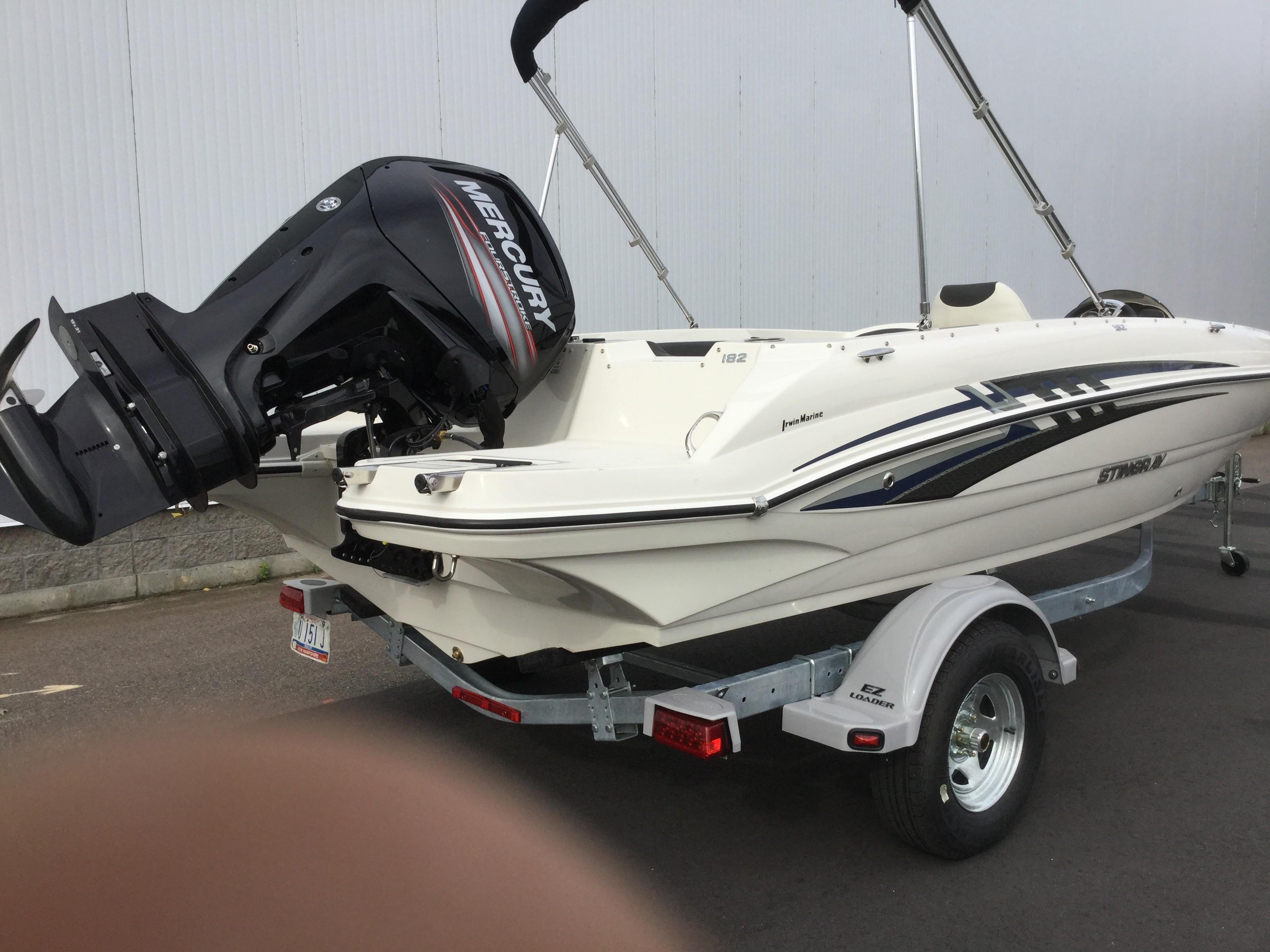 2019 Stingray boat for sale, model of the boat is 182 SC & Image # 7 of 7