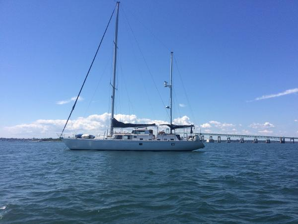 Frans Maas Expedition Yacht Sell Rhode Island