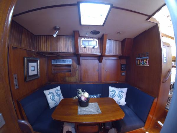 Frans Maas Expedition Yacht Sell Massachusetts