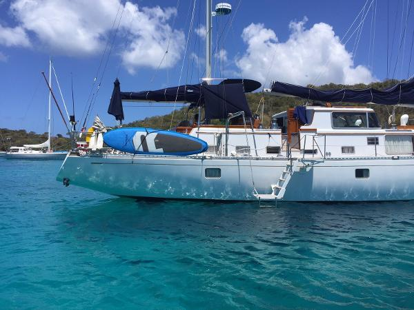 Frans Maas Expedition Yacht Purchase Buy