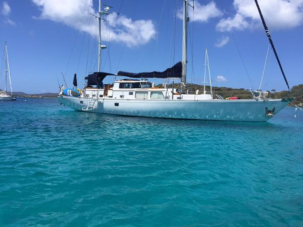 Frans Maas Expedition Yacht Purchase Purchase