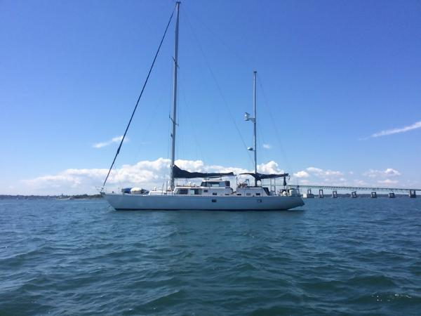 Frans Maas Expedition Yacht Purchase Sell