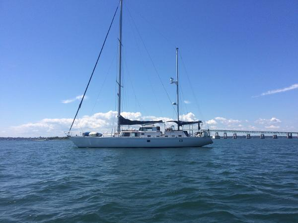 Frans Maas Expedition Yacht Broker New England