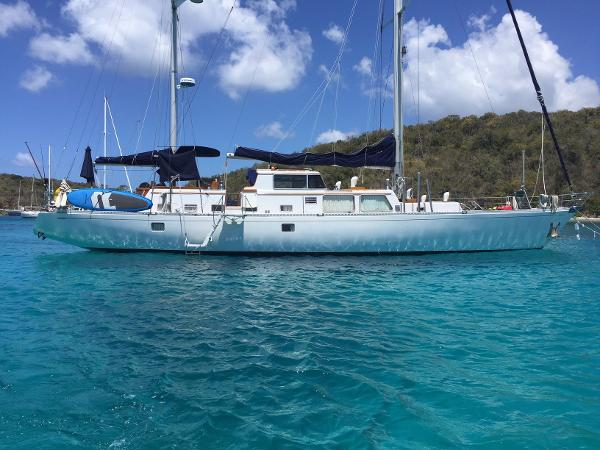 Frans Maas Expedition Yacht BoatsalesListing Massachusetts