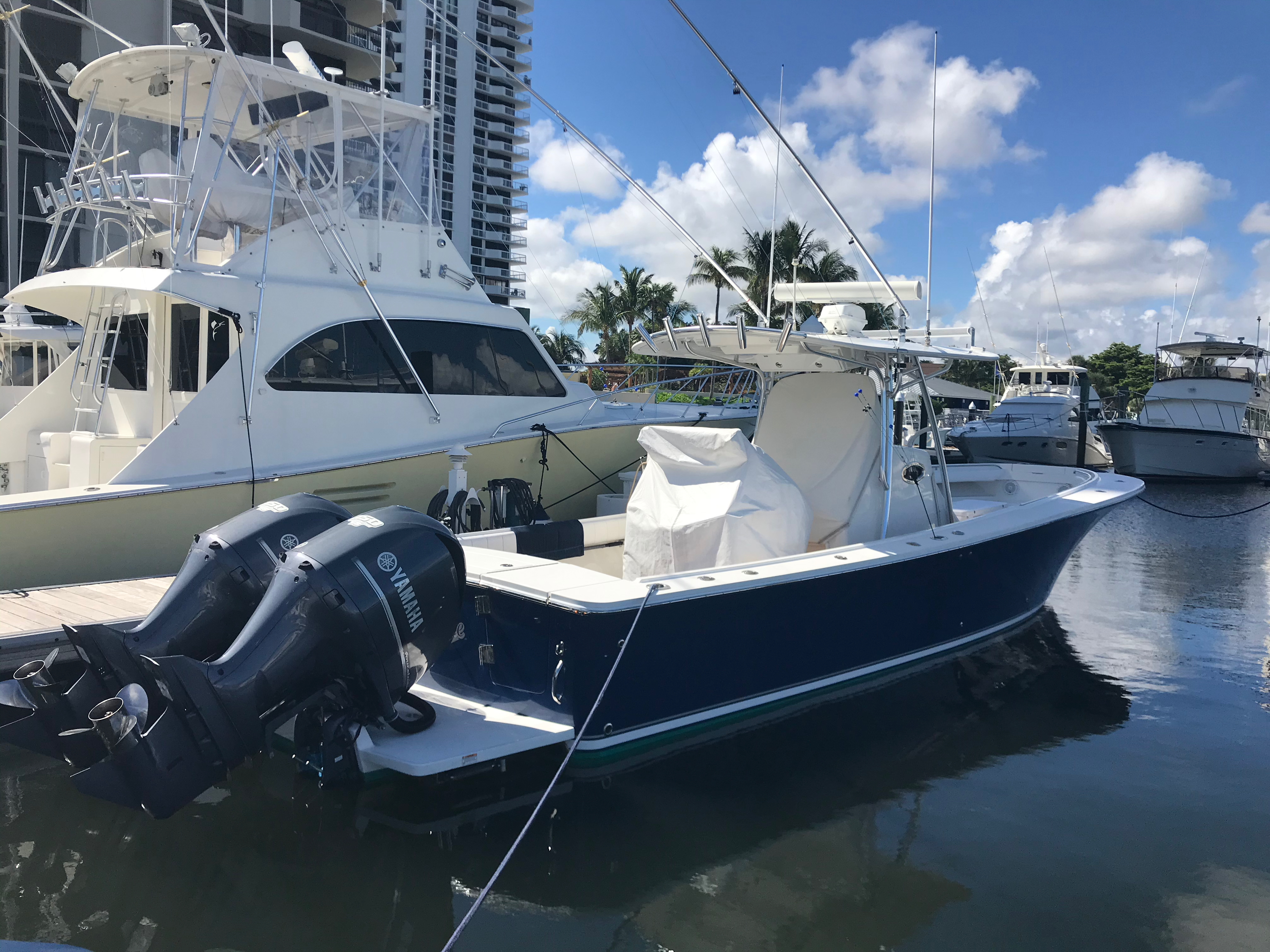 34' Regulator 2014
