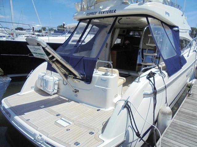 Cranchi Atlantique 50 - Stern
