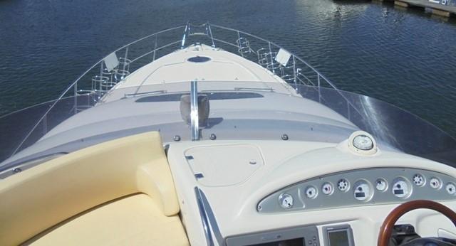 Cranchi Atlantique 50 - Fore deck