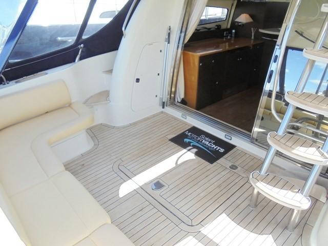 Cranchi Atlantique 50 - Cockpit 2