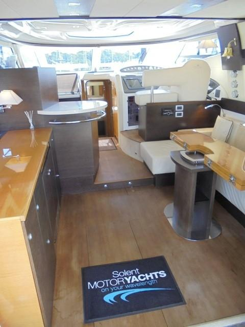 Cranchi Atlantique 50 - Interior