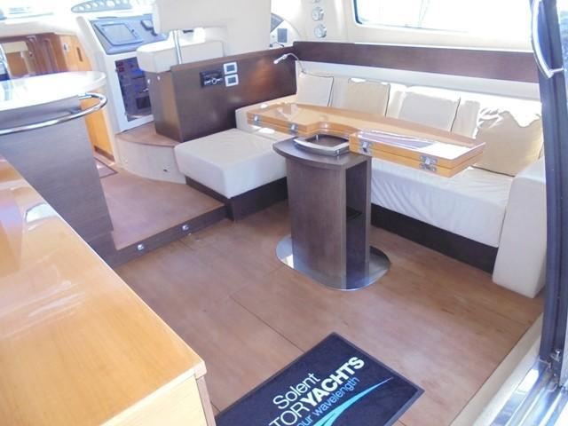 Cranchi Atlantique 50 - Saloon stb 1
