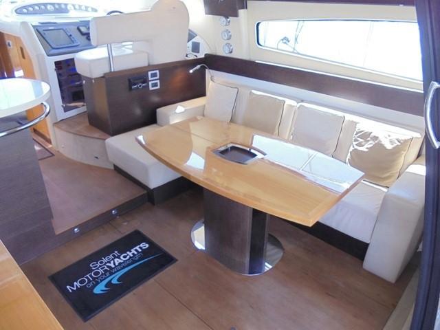 Cranchi Atlantique 50 - Saloon stb 2