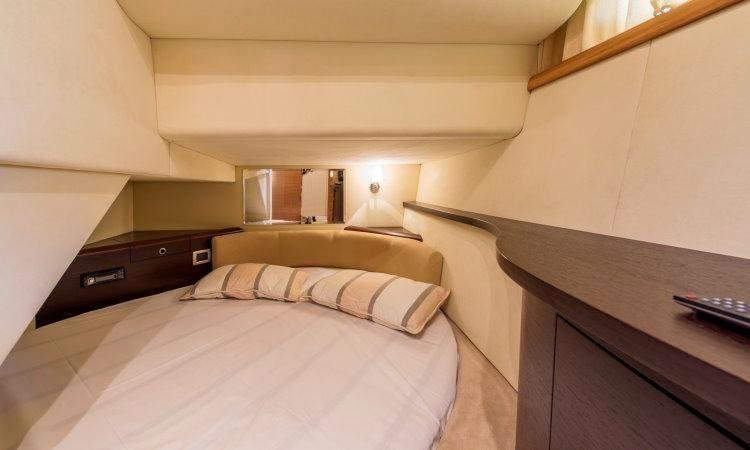 Cranchi Atlantique 50 - Guest port cabin