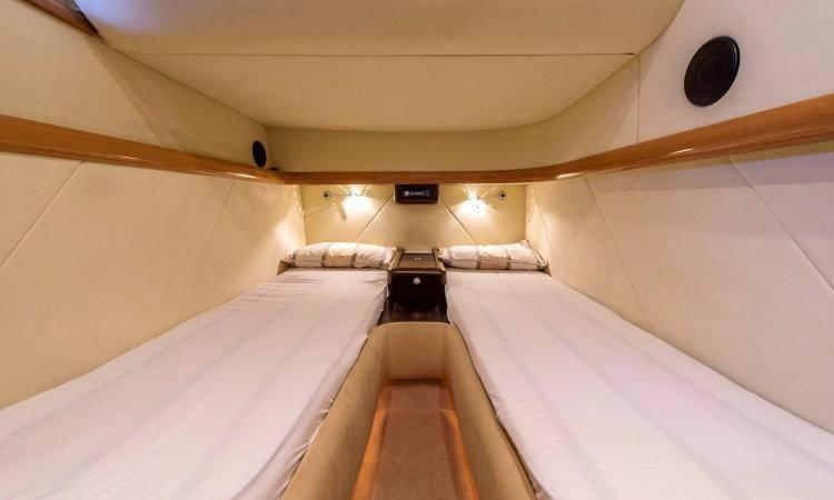 Cranchi Atlantique 50 - Guest stb cabin