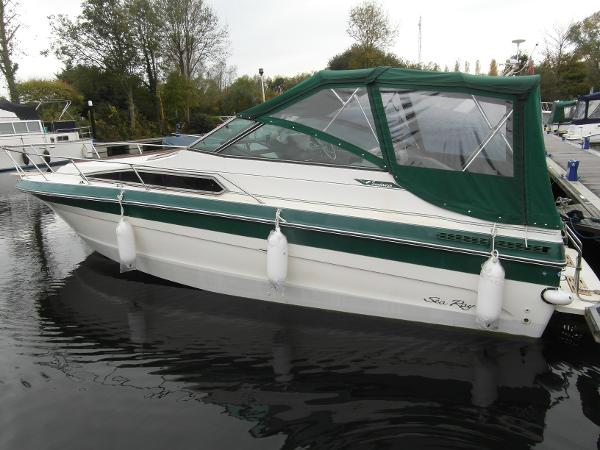 searay 268 Sundancer