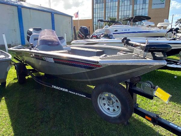 2007 TRACKER BOATS PRO CRAPPIE 175 for sale