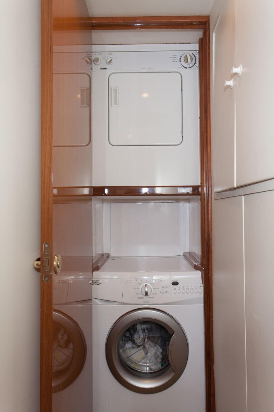 65 Viking Convertible Washer Dryer