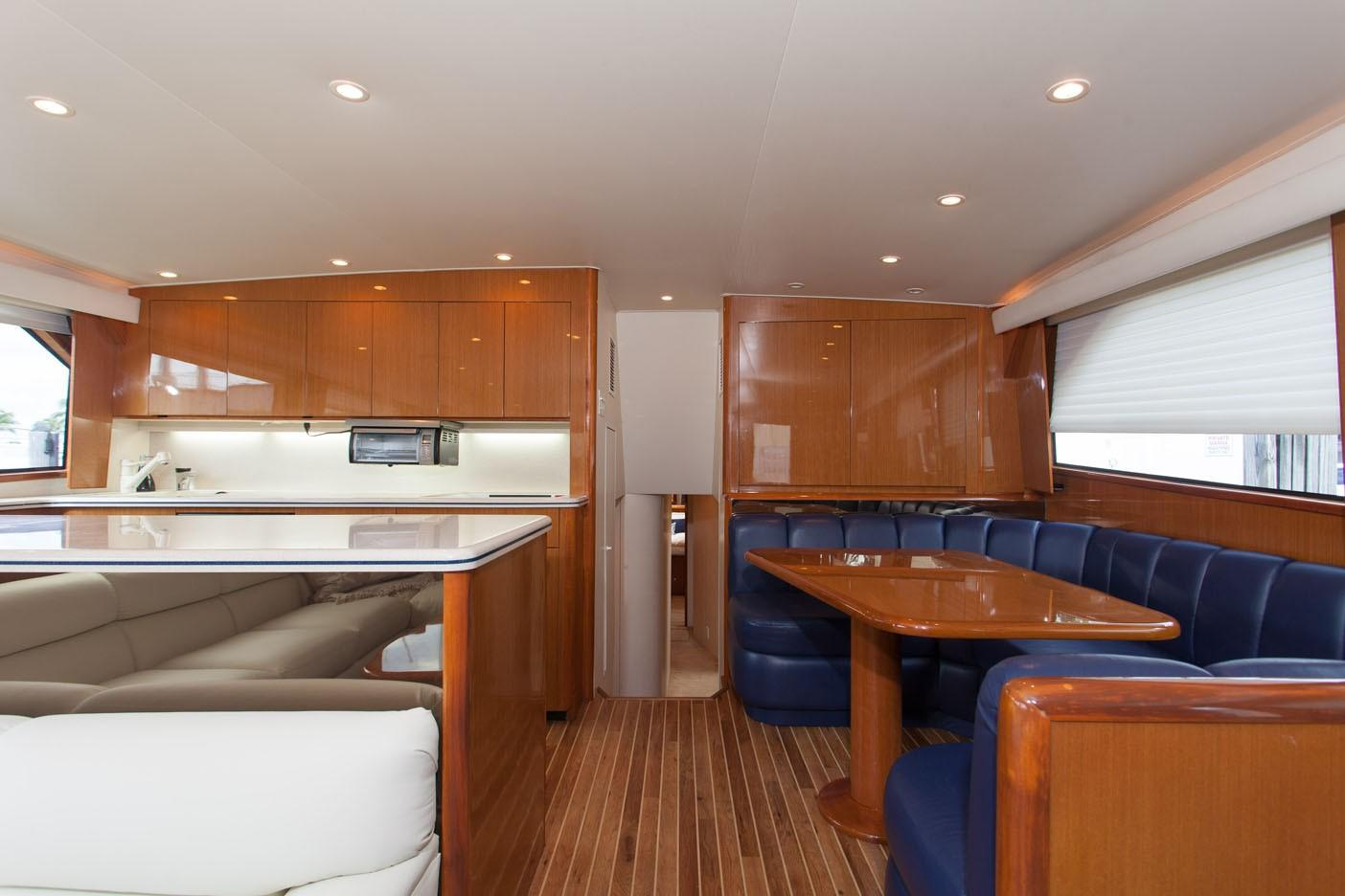 65 Viking Convertible Galley-Dinette