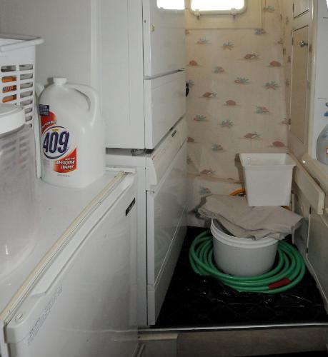 Hargrave yacht laundry