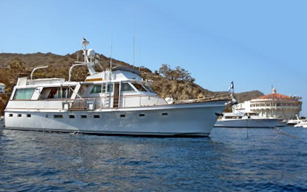 American custom yachts for sale
