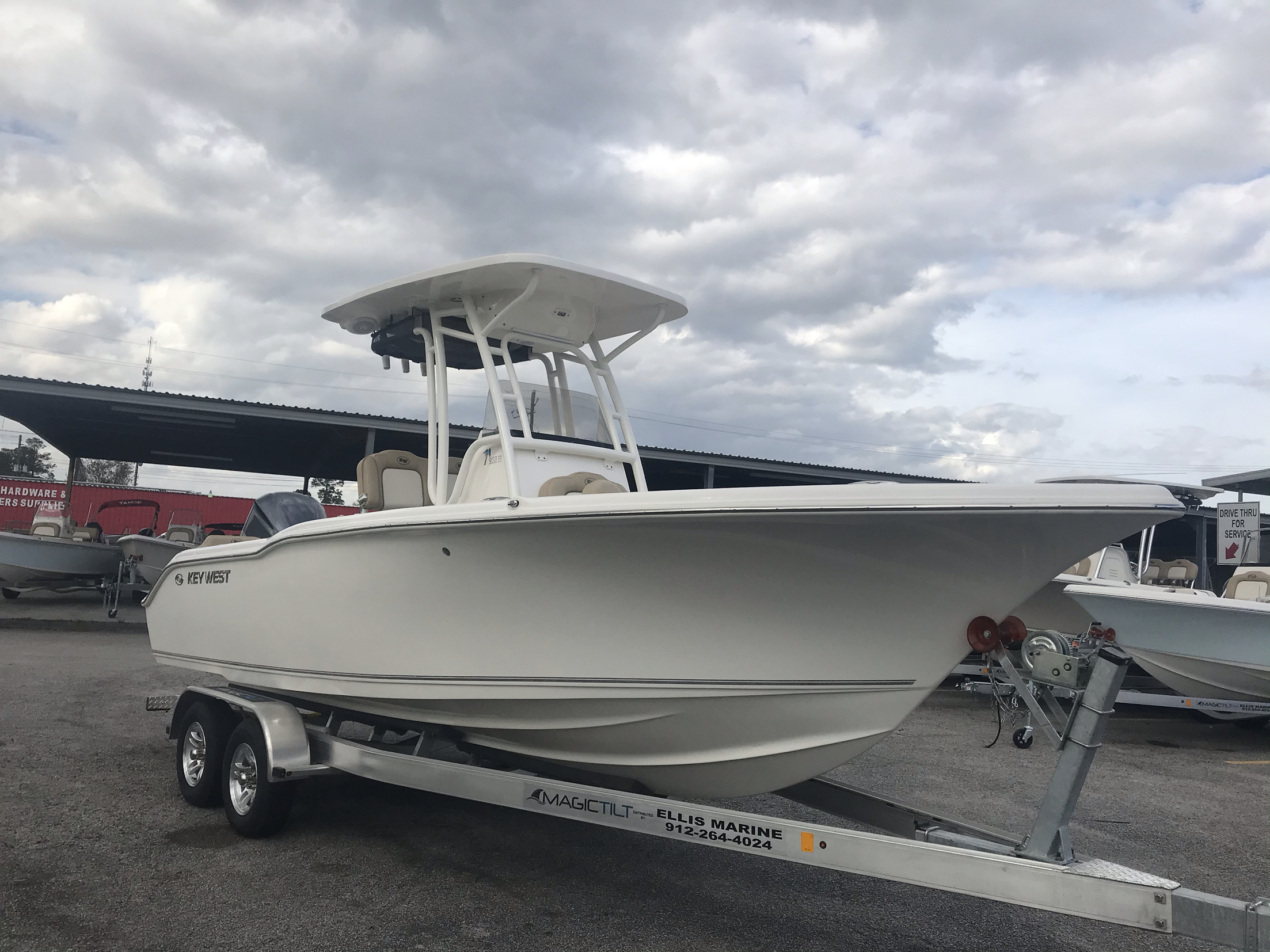 2020 Key West boat for sale, model of the boat is 239FS & Image # 9 of 18