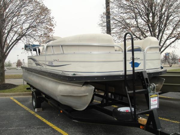 2009 TRACKER BOATS PARTY BARGE 21 for sale