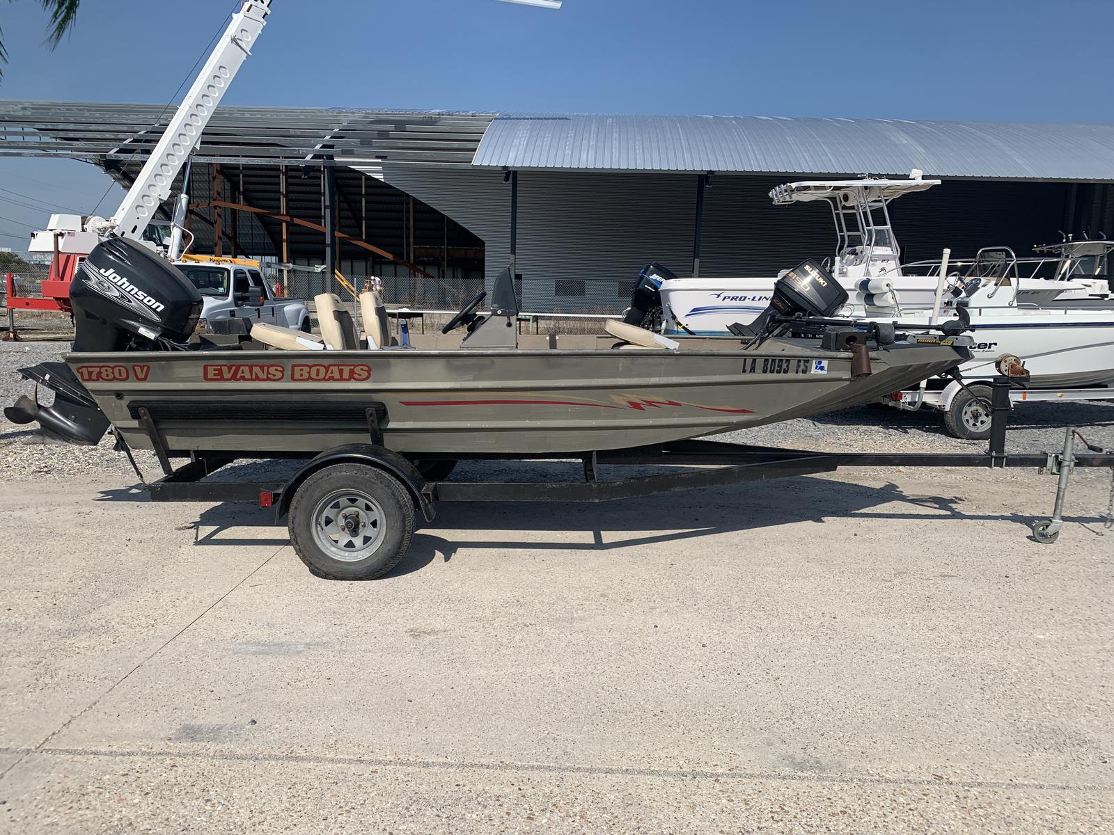 2007 WeldBilt 16 boat for sale, model of the boat is 16 & Image # 1 of 7