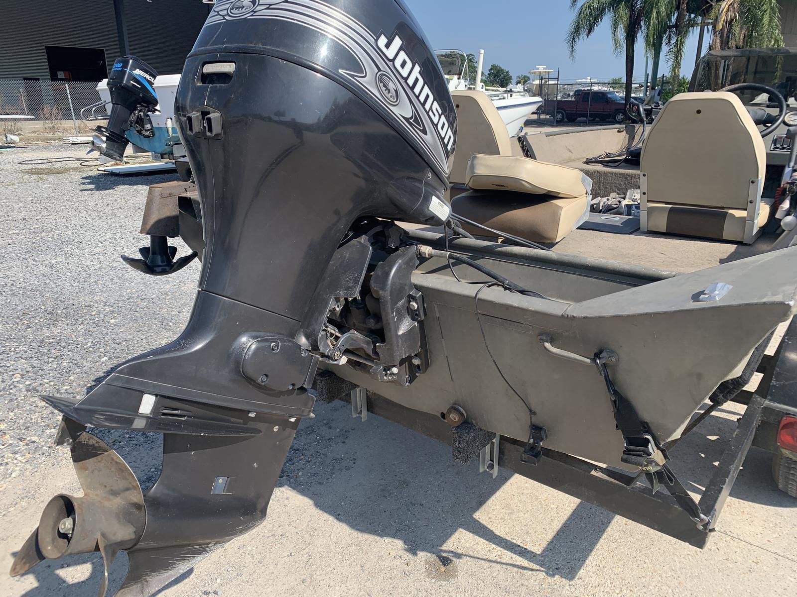 2007 WeldBilt 16 boat for sale, model of the boat is 16 & Image # 4 of 7