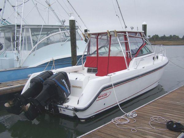28' Boston Whaler Conquest 28