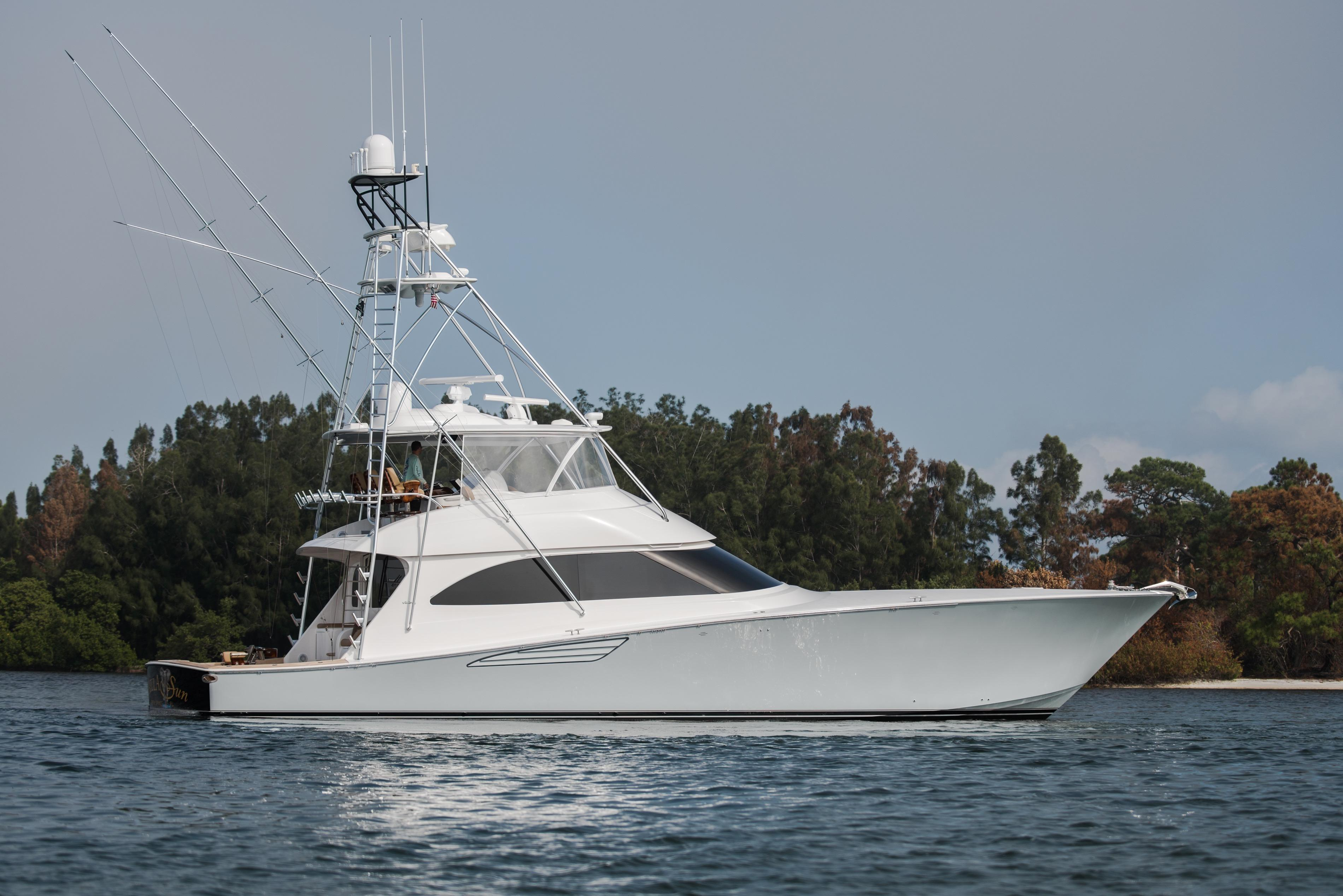 Used viking yachts for sale for Viking sport fish