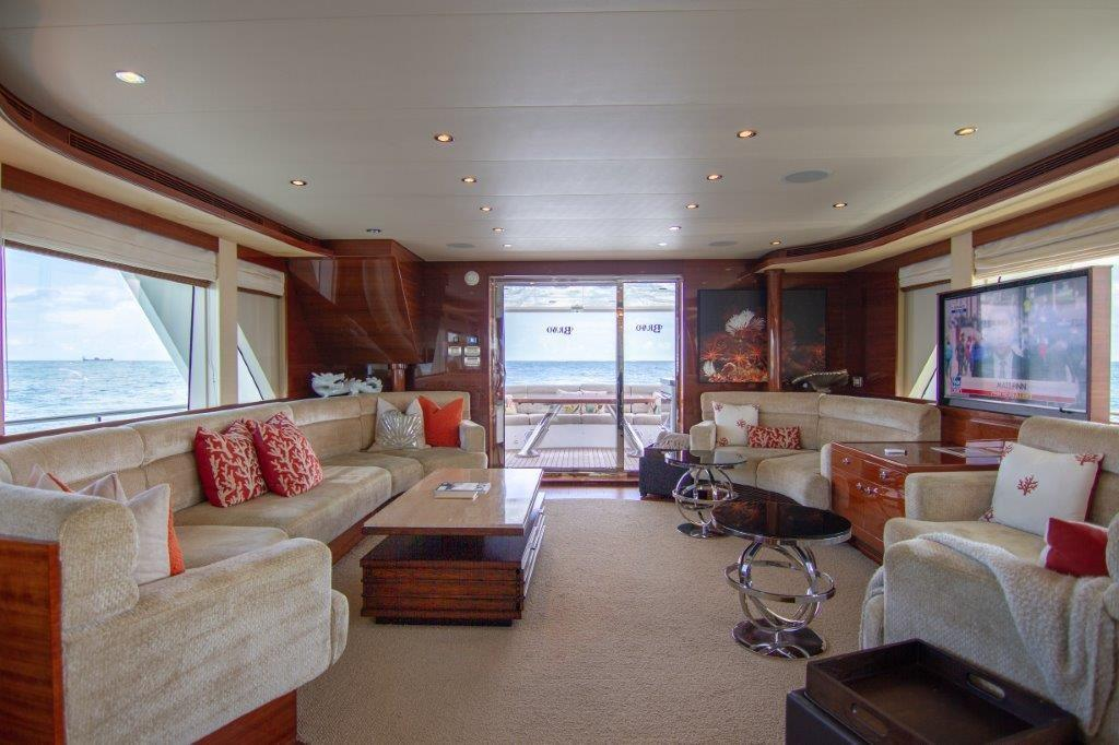 Picture Of:  88' Cheoy Lee Bravo 2013Yacht For Sale | 4 of 73
