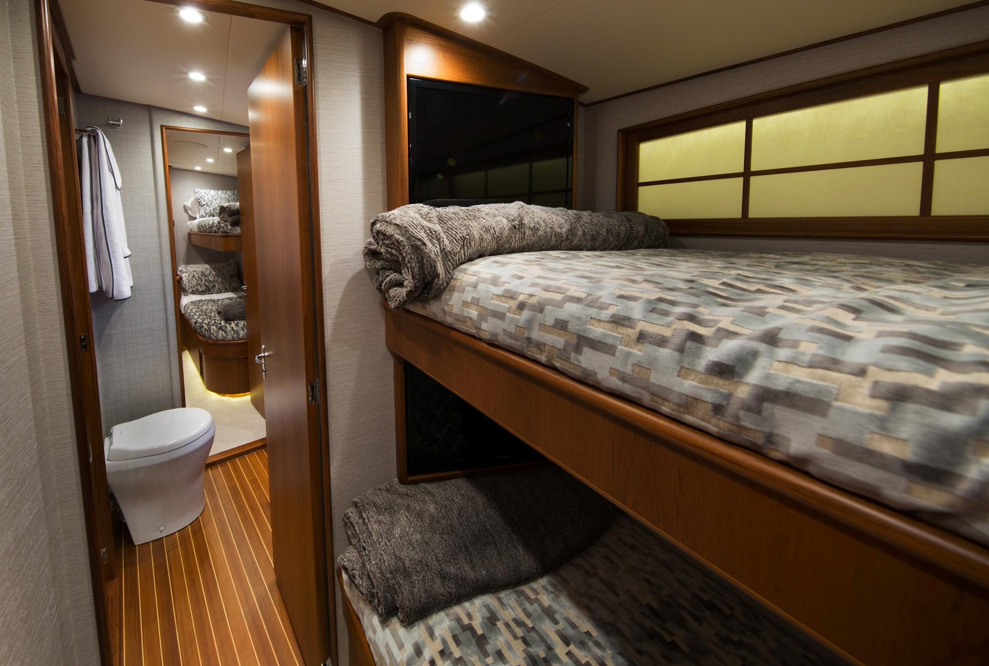 Aft Guest Stateroom