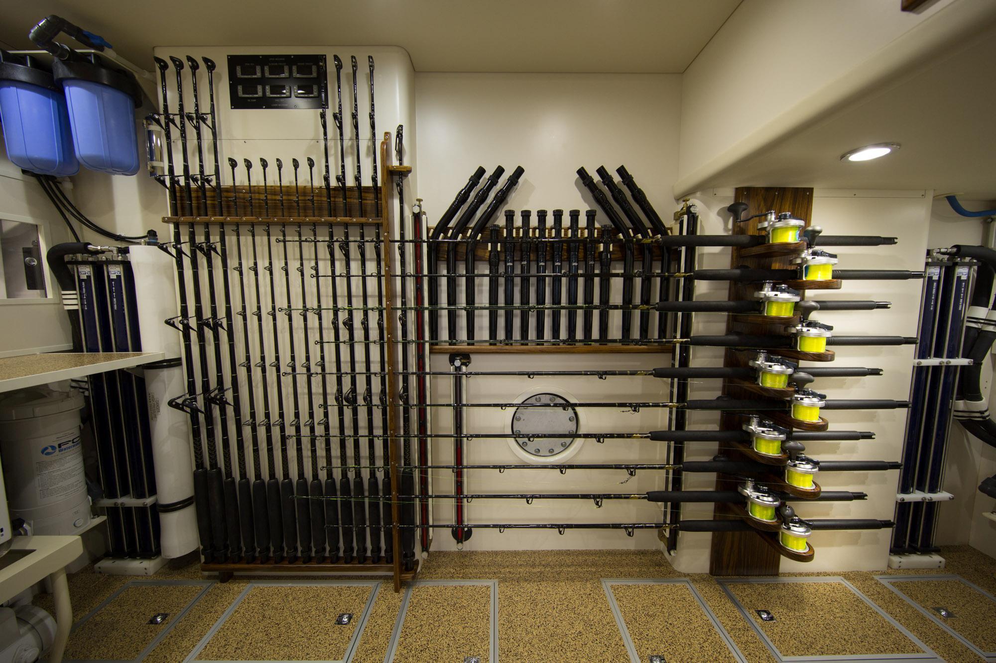 Rod Storage Room