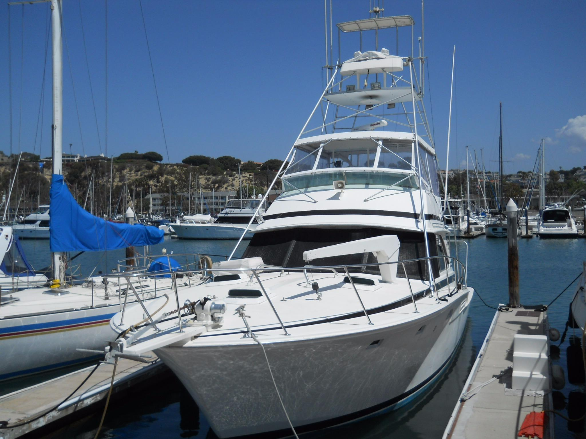 1985 Bertram 46.6 Sport Fisher