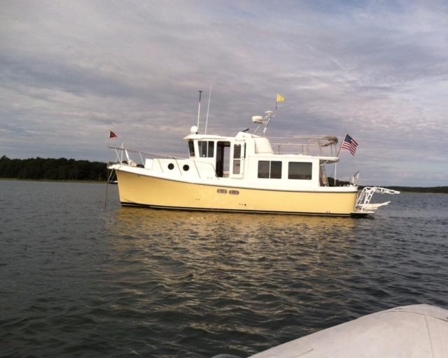 34' American Tug 2001 Pilothouse Trawler