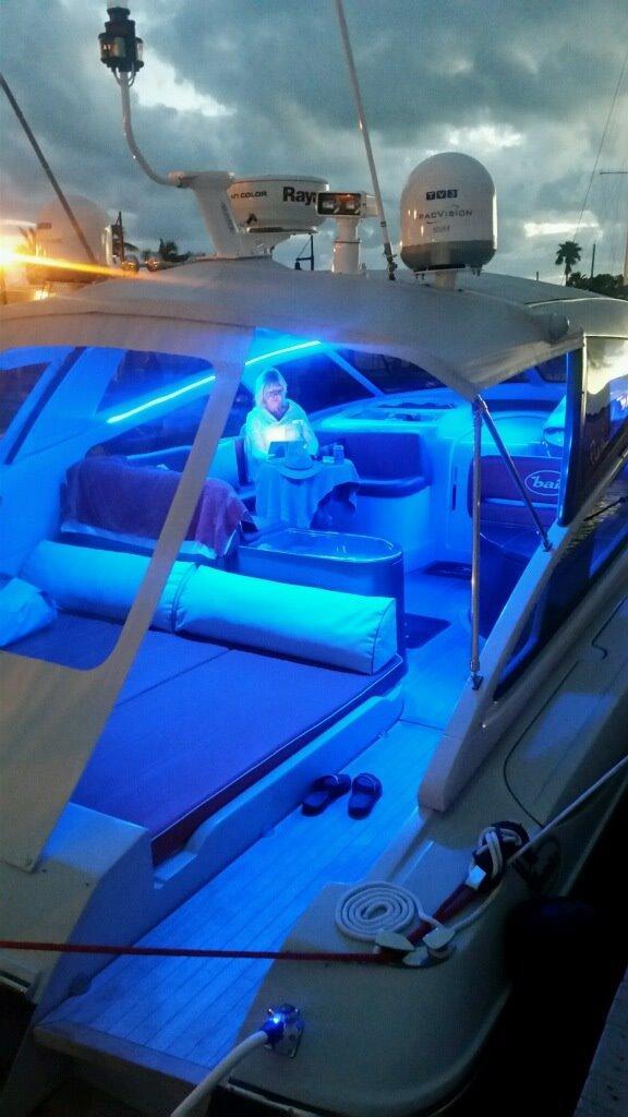 Baia Flash Cockpit lights