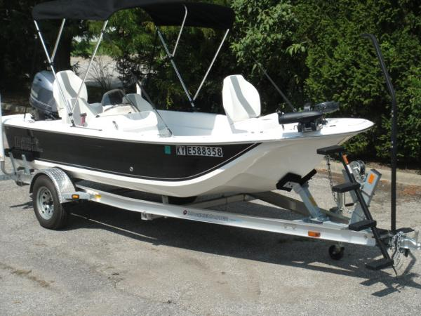 2011 CAROLINA SKIFF JVX 18 SC for sale