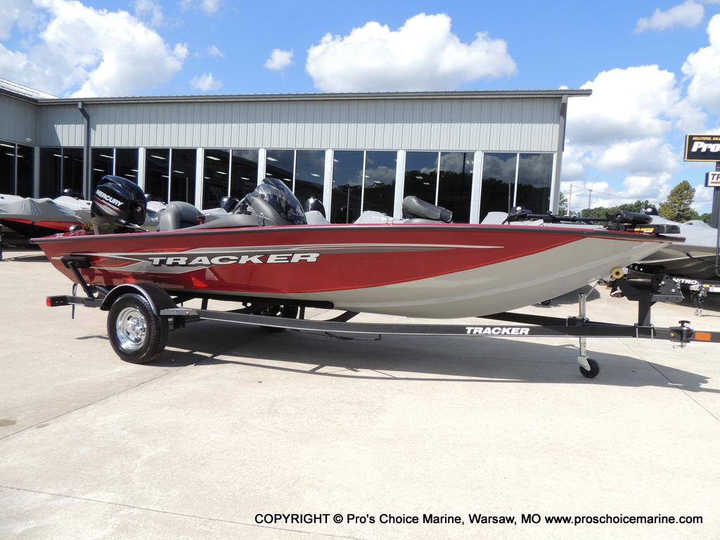 2019 Tracker Boats boat for sale, model of the boat is Pro Team 175 TXW & Image # 1 of 45