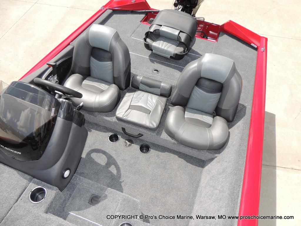 2019 Tracker Boats boat for sale, model of the boat is Pro Team 175 TXW & Image # 16 of 45