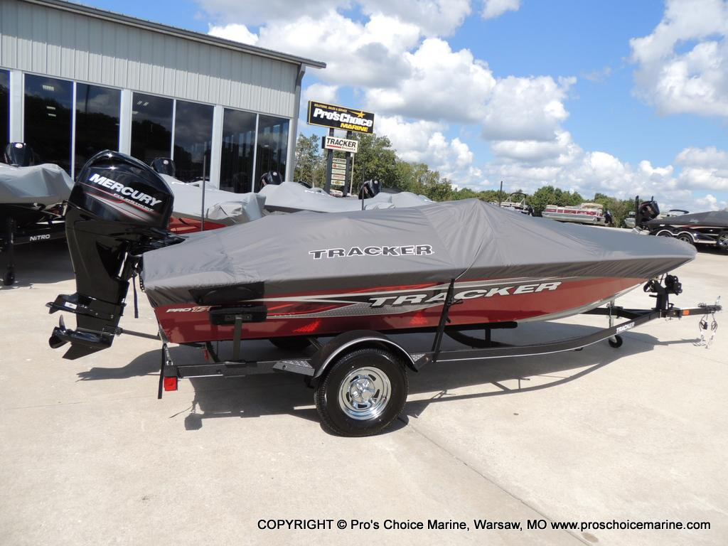 2019 Tracker Boats boat for sale, model of the boat is Pro Team 175 TXW & Image # 18 of 45