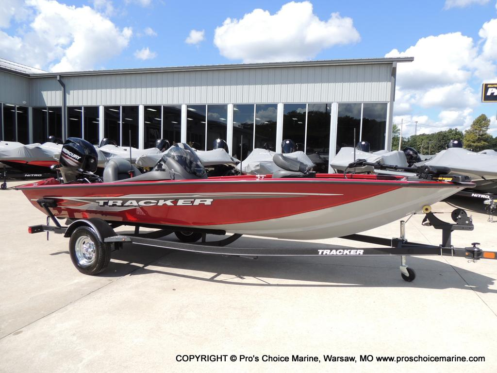 2019 Tracker Boats boat for sale, model of the boat is Pro Team 175 TXW & Image # 2 of 45