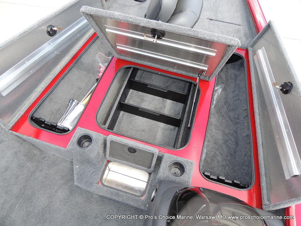 2019 Tracker Boats boat for sale, model of the boat is Pro Team 175 TXW & Image # 22 of 45