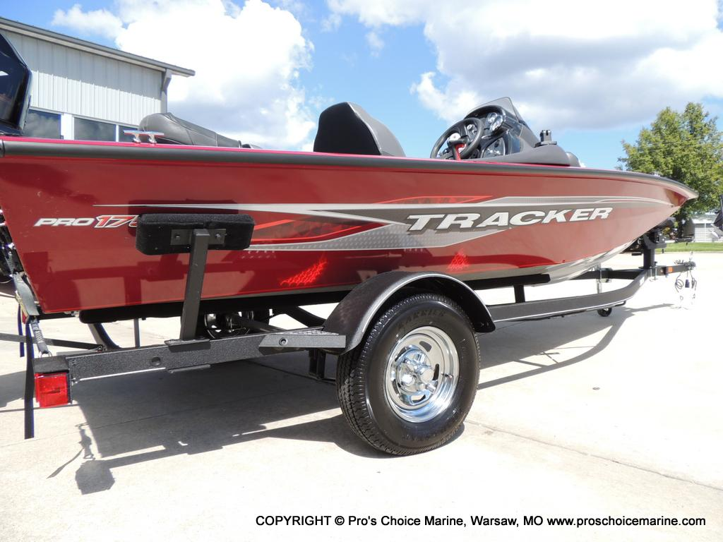 2019 Tracker Boats boat for sale, model of the boat is Pro Team 175 TXW & Image # 3 of 45