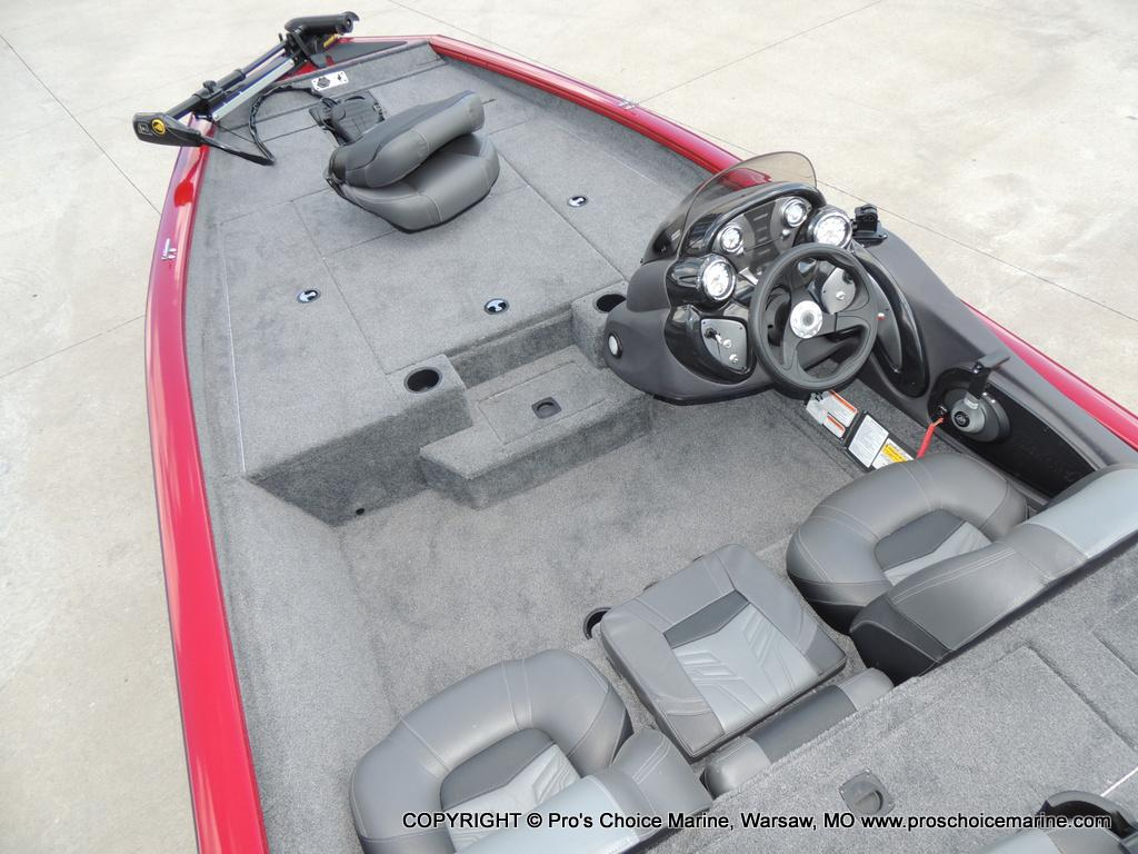2019 Tracker Boats boat for sale, model of the boat is Pro Team 175 TXW & Image # 31 of 45